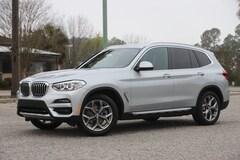 New 2020 BMW X3 sDrive30i SAV 5UXTY3C09L9C73569 Myrtle Beach South Carolina