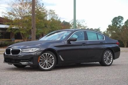 2021 BMW 540i Sedan