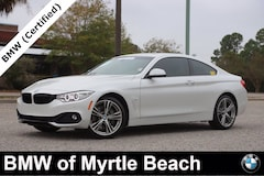 Certified Pre-Owned 2017 BMW 440i xDrive Coupe 7447 Myrtle Beach South Carolia