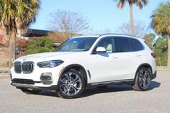 New 2021 BMW X5 xDrive40i SAV 5UXCR6C02M9F06160 Myrtle Beach South Carolina