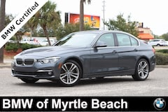 Certified Pre-Owned 2016 BMW 328i w/SULEV Sedan 7040 Myrtle Beach South Carolia
