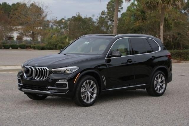 New 2019 BMW X5 xDrive40i SAV Myrtle Beach South Carolia