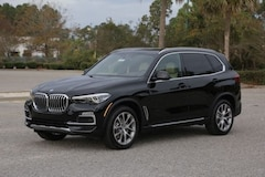 New 2019 BMW X5 xDrive40i SAV 5UXCR6C50KLK82587 Myrtle Beach South Carolina