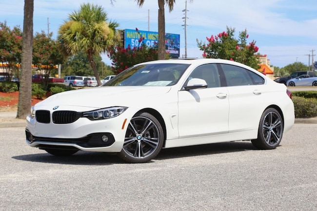 New 2020 BMW 430i Gran Coupe In Myrtle Beach