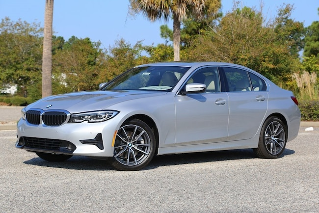 New 2020 BMW 330i Sedan In Myrtle Beach
