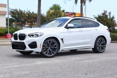 New 2020 BMW X4 M Competition Sports Activity Coupe 5YMUJ0C03LLA99811 Myrtle Beach South Carolina