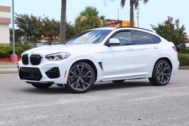 New 2020 BMW X4 M Competition Sports Activity Coupe In Myrtle Beach