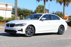 New 2020 BMW 330i Sedan WBA5R1C00LFH33356 Myrtle Beach South Carolina