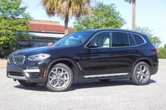 New 2021 BMW X3 xDrive30i SAV 5UXTY5C09M9E27940 Myrtle Beach South Carolina