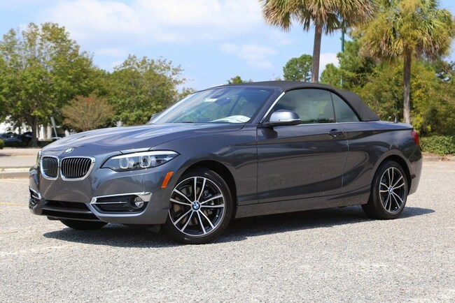New 2020 BMW 230i Convertible In Myrtle Beach