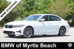Certified Pre-Owned 2019 BMW 330i Sedan 7704 Myrtle Beach South Carolia