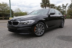 New 2019 BMW 530i Sedan WBAJA5C55KBX86601 Myrtle Beach South Carolina