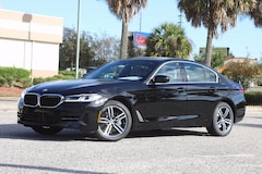 New 2021 BMW 540i Sedan WBA53BJ06MCF52338 Myrtle Beach South Carolina