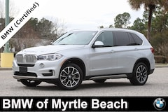 Certified Pre-Owned 2017 BMW X5 xDrive35i SAV 7215 Myrtle Beach South Carolia