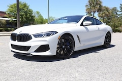 New 2019 BMW M850i xDrive Coupe WBABC4C55KBU96044 Myrtle Beach South Carolina