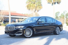 New 2020 BMW 740i Sedan WBA7T2C0XLCD64474 Myrtle Beach South Carolina