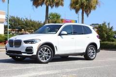 New 2020 BMW X5 sDrive40i SAV 5UXCR4C04LLT19828 Myrtle Beach South Carolina