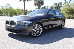 New 2019 BMW 540i 540i Sedan WBAJE5C54KWW30353 Myrtle Beach South Carolina
