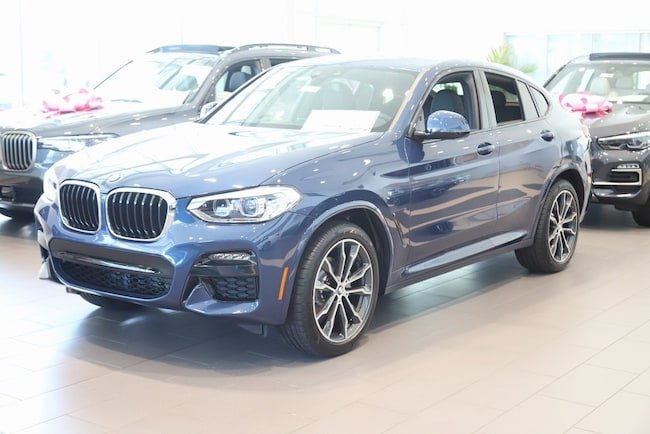 New 2020 BMW X4 xDrive30i Sports Activity Coupe In Myrtle Beach