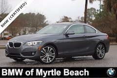 Certified Pre-Owned 2018 BMW 230i Coupe 7507 Myrtle Beach South Carolia
