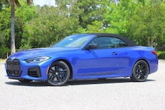 New 2021 BMW M440i Convertible WBA53AT05MCH06173 Myrtle Beach South Carolina