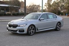 New 2019 BMW 740i 740i Sedan WBA7E2C59KB454027 Myrtle Beach South Carolina