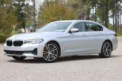 New 2021 BMW 530i Sedan WBA53BH08MWX16092 Myrtle Beach South Carolina