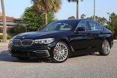 New 2019 BMW 530i Sedan WBAJA5C50KWW35478 Myrtle Beach South Carolina