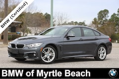 Used 2016 BMW 428i xDrive w/SULEV Gran Coupe WBA4C9C57GG140324 Myrtle Beach South Caroling