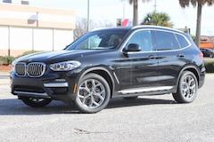 New 2020 BMW X3 xDrive30i SAV 5UXTY5C00L9C01042 Myrtle Beach South Carolina