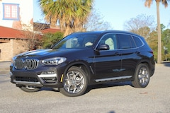 New 2021 BMW X3 PHEV xDrive30e SAV 5UXTS1C01M9F11132 Myrtle Beach South Carolina