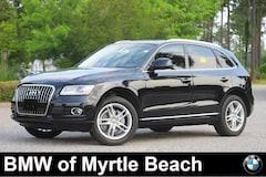 Used 2017 Audi Q5 2.0T Premium SUV Myrtle Beach South Carolina
