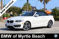 2016 BMW 228i Convertible Myrtle Beach South Carolina
