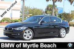 Certified Pre-Owned 2017 BMW 330i Sedan 7265 Myrtle Beach South Carolia