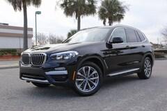 New 2019 BMW X3 sDrive30i SAV 5UXTR7C52KLR44806 Myrtle Beach South Carolina