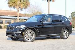 New 2020 BMW X3 xDrive30i SAV 5UXTY5C04L9C71367 Myrtle Beach South Carolina
