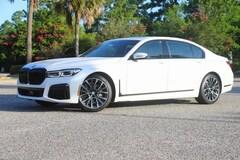 New 2022 BMW 740i Sedan WBA7T2C04NCH26009 Myrtle Beach South Carolina