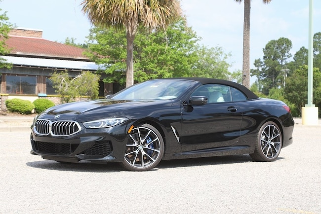 New 2020 BMW 840i Convertible In Myrtle Beach