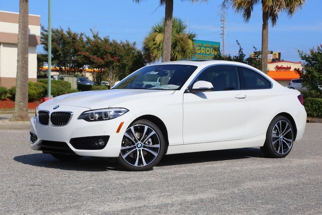 New 2020 BMW 230i Coupe In Myrtle Beach