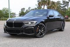 New 2020 BMW 750i xDrive Sedan WBA7U2C04LBM62237 Myrtle Beach South Carolina