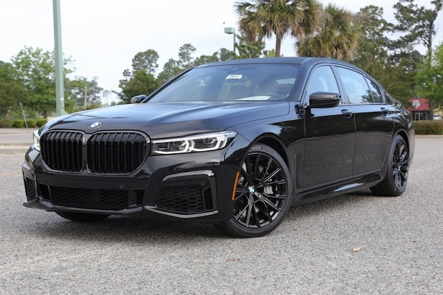 Buy or Lease New 2020 BMW 750i Myrtle Beach South Carolina | VIN: