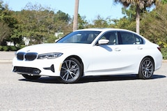 New 2020 BMW 330i Sedan WBA5R1C03LFH66237 Myrtle Beach South Carolina
