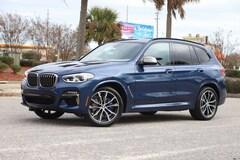 New 2020 BMW X3 M40i SAV 5UXTY9C0XL9B72348 Myrtle Beach South Carolina