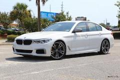 New 2020 BMW M550i xDrive Sedan WBAJS7C0XLBN96310 Myrtle Beach South Carolina