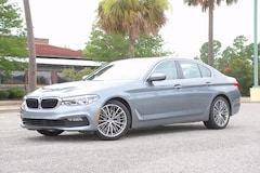 Used 2017 BMW 530i Sedan WBAJA5C39HG893872 Myrtle Beach South Carolina