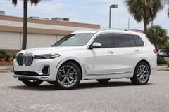 New 2020 BMW X7 xDrive40i SAV 5UXCW2C03L9C25033 Myrtle Beach South Carolina