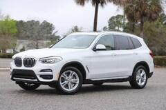 New 2020 BMW X3 xDrive30i SAV 5UXTY5C02L9C85056 Myrtle Beach South Carolina