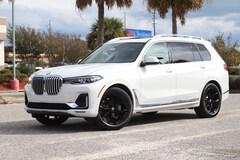 New 2020 BMW X7 xDrive40i SAV 5UXCW2C05L9B29145 Myrtle Beach South Carolina