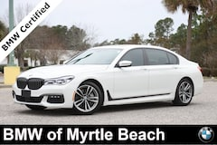 Certified Pre-Owned 2018 BMW 750i xDrive Sedan 7217 Myrtle Beach South Carolia
