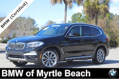 Used 2018 BMW X3 xDrive30i SAV 5UXTR9C58JLC80038 Myrtle Beach South Caroling